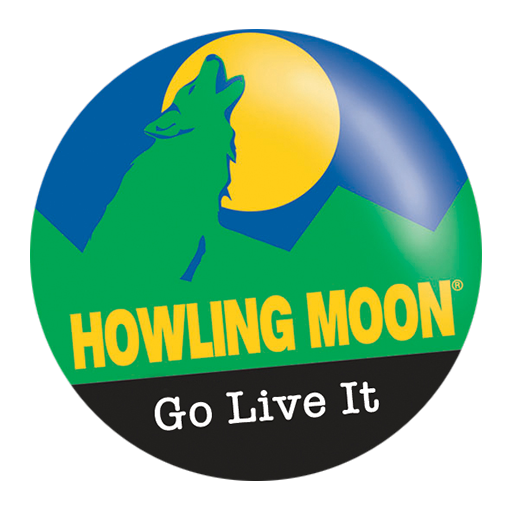 Howling Moon Logo Roof Top Tents