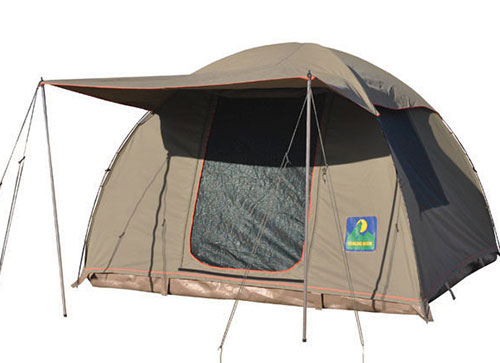 canvas tent howling moon dome tent