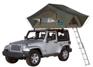 howling moon deluxe rooftop tent