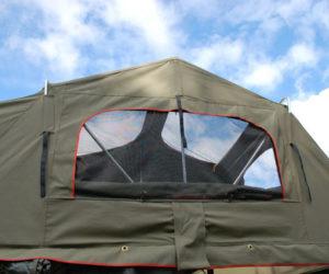 Next & Stargazer Roof Top Tent - Howling Moon