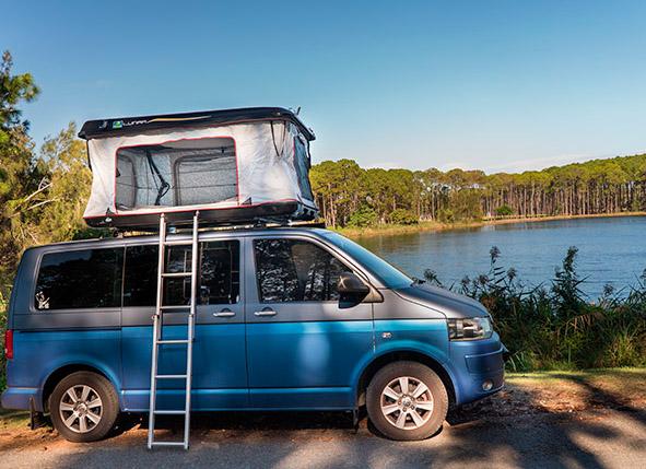 deluxe roof top tent rooftop & trailer tents rooftop-tents