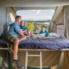 Howling Moon XT Deluxe trailer tent