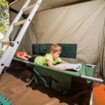 Howling Moon XT Deluxe trailer tent