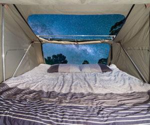 Deluxe Xt Trailer Top Tent Howling Moon