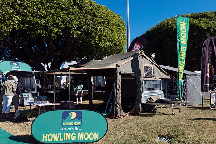 Howling Moon Show Brisbane 2017