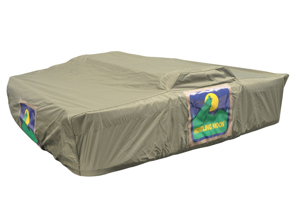 ... Roof Top Tent Game Drive Cover. Howling Moon Game Drive Cover  sc 1 st  Howling Moon & Roof Top Tent Game Drive Cover - Howling Moon